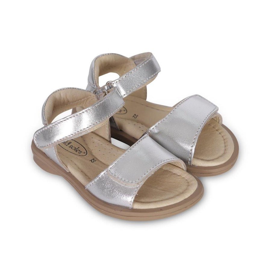 Caprese Sandals - Silver | Old Soles Singapore | The Elly Store