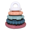 Earth Stacker and Teether Toy Jellystone Designs
