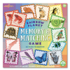 Rainbow Planet Memory and Matching Game eeBoo