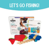 Let's Go Fishing! Mini Box Gummy Box