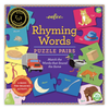 Puzzle Pairs - Rhyming Words (Square Box) eeBoo
