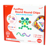 Fun Play Round Chips Activity Set Edx Education by Tickle Your Senses