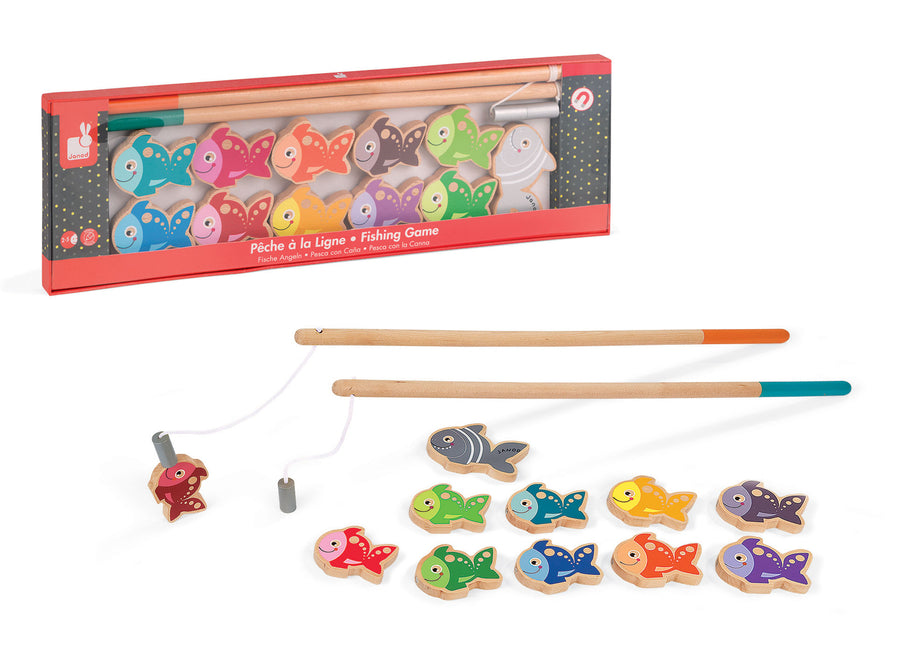 Let's Go Fishing Toy Set