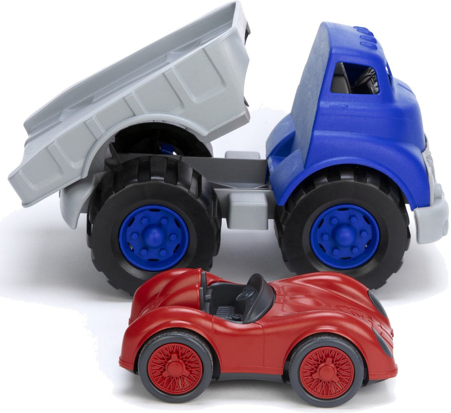 Green Toys™ Car Carrier | Made from 100% recycled plastic | The Elly Store