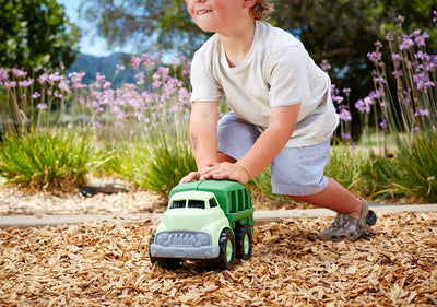 Green Toys™ Recycling Truck,  100% recycled plastic, The Elly Store