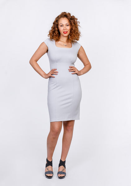 Cap Sleeve Bodycon Dress