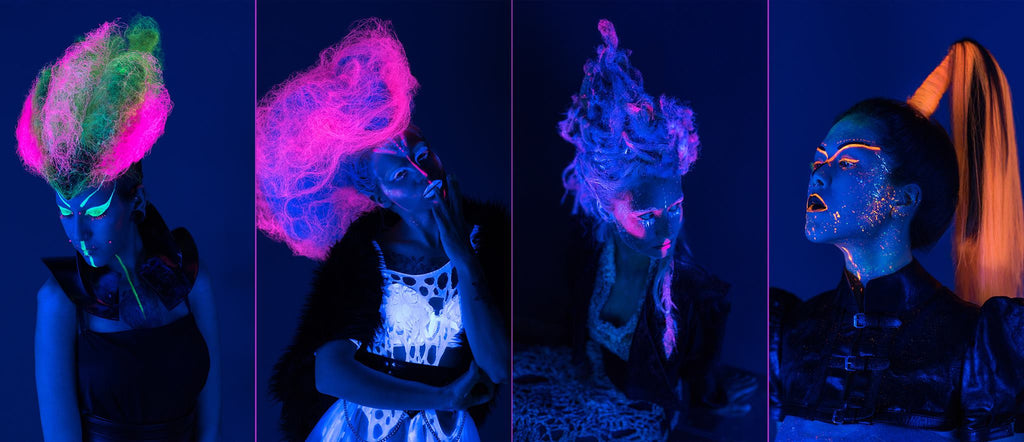 Neon Utopia Fashion Show with Juno-Reactor