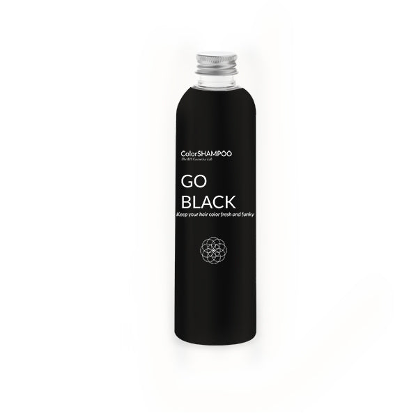GO Black Shampoo (250 ml)
