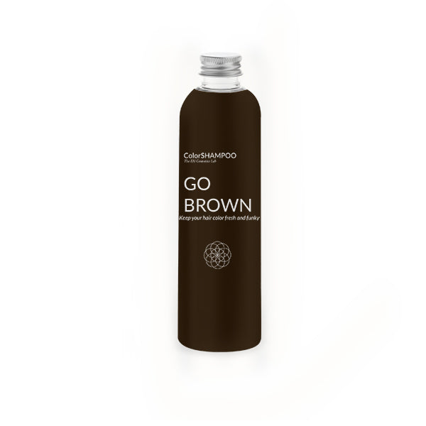 GO Brown Shampoo (250 ml)