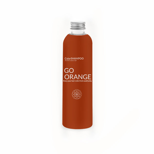 GO Orange Shampoo (250 ml)