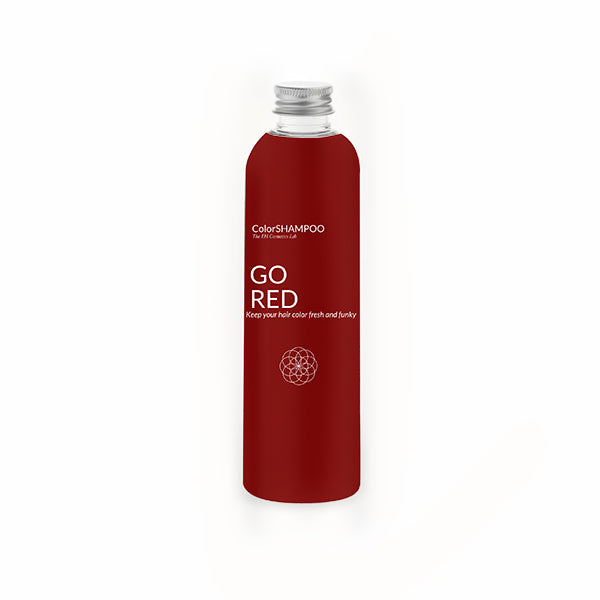 GO Red Shampoo (250 ml)