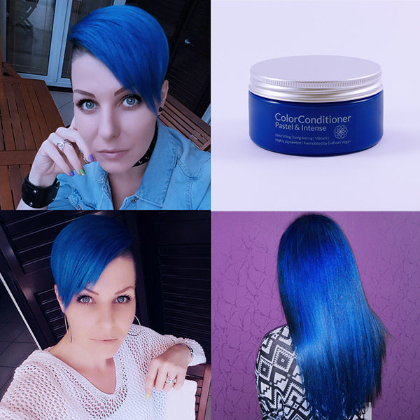 Intense Royal Blue (200 ml)