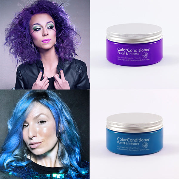 Evilhair | Put some color on. Hair Color Conditioners, Hair dyes