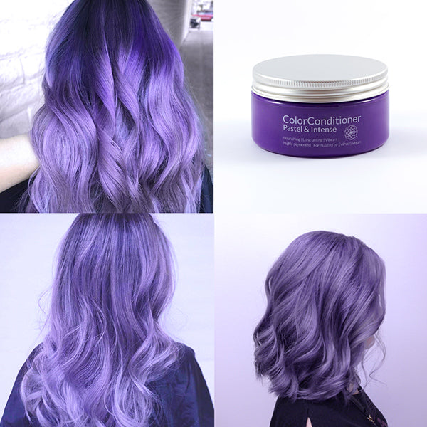 Pastel Silver Purple 200 Ml Evilhair,Brown And Gray Bedroom