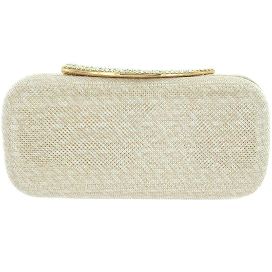 Shimmering Crystal Clutch