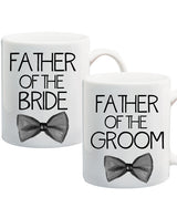 Father of the Bride or Groom Mug