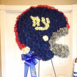 Giants Helmet Tribute Spray