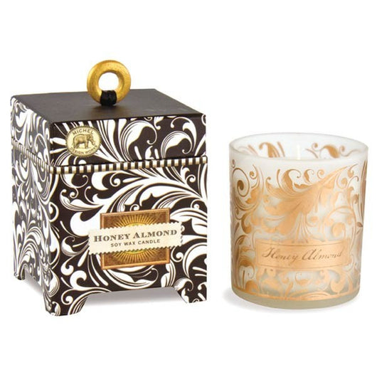 Honey Almond 6.5 oz. Soy Wax Candle