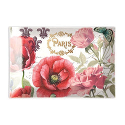 Toujour Paris Glass Soap Dish