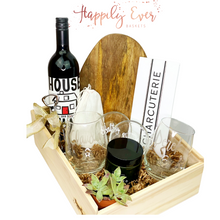 Load image into Gallery viewer, Personalized Charcuterie Keepsake Kit