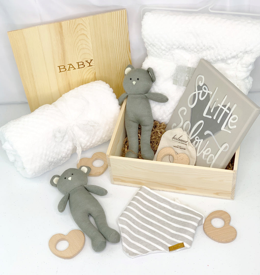 So Little, So Loved Unisex Baby Gift