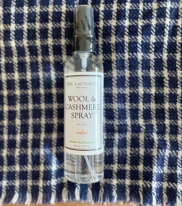 The Laundress Cashmere and Wool Spray