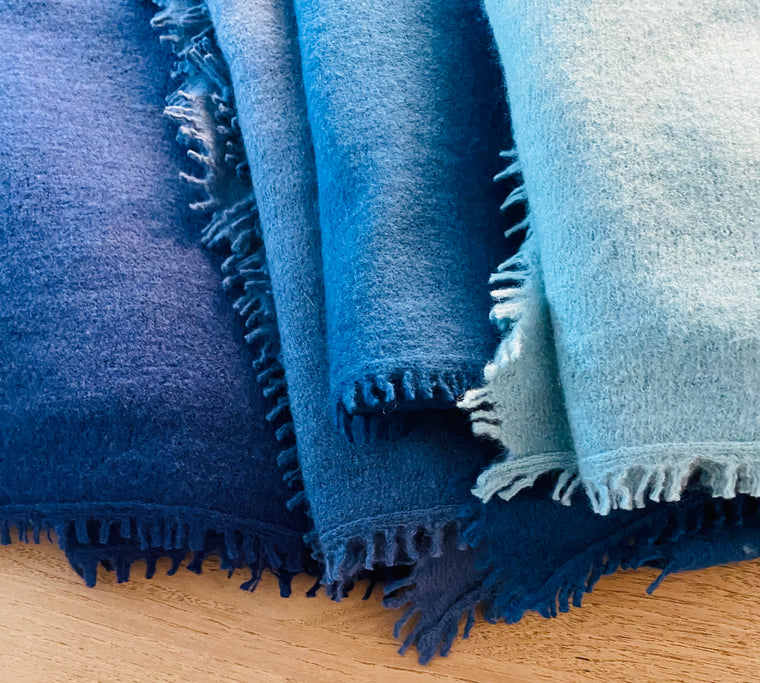 Cashmere & Wool Meru Throw