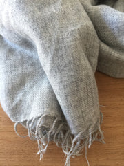 Cashmere Chai Wallah Shawl-travel & meditation wrap traditional style