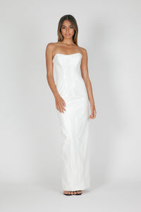 Pamela Gown - White