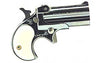 Cobra Derringer 22LR-Chrome/Pearl