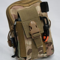 Tactical Molle Pouch - CP