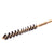 .30 caliber Nylon bristle brush