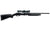 Weatherby PA-08 Field/Slug Combo Pump 12 Gauge Black