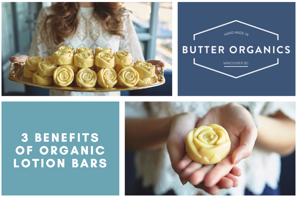 Butter Organics Lotion Bar