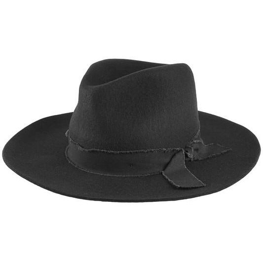 Western Way Hat (black)