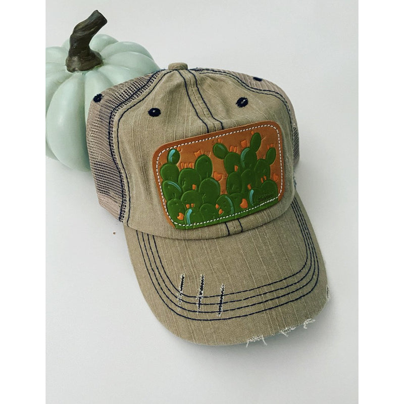 Stay Sharp Cactus Patch Hat