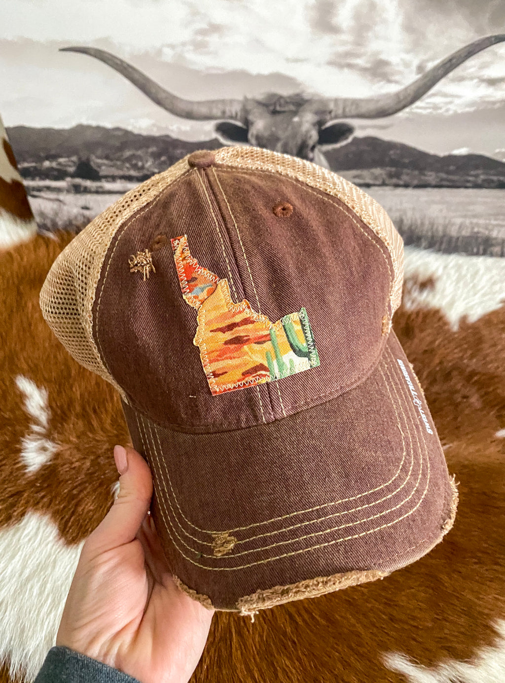Idaho Hat (brown) (desert)