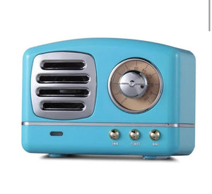 ((Bluetooth )) Retro Speakers