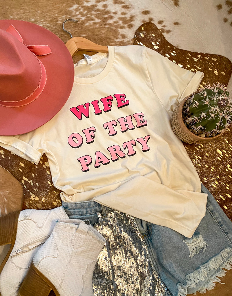 Wife of the Party of Tee🌵