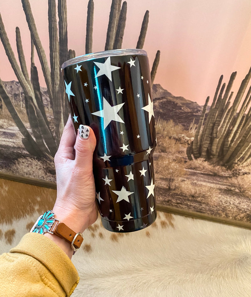 Starry Night Life Tumbler