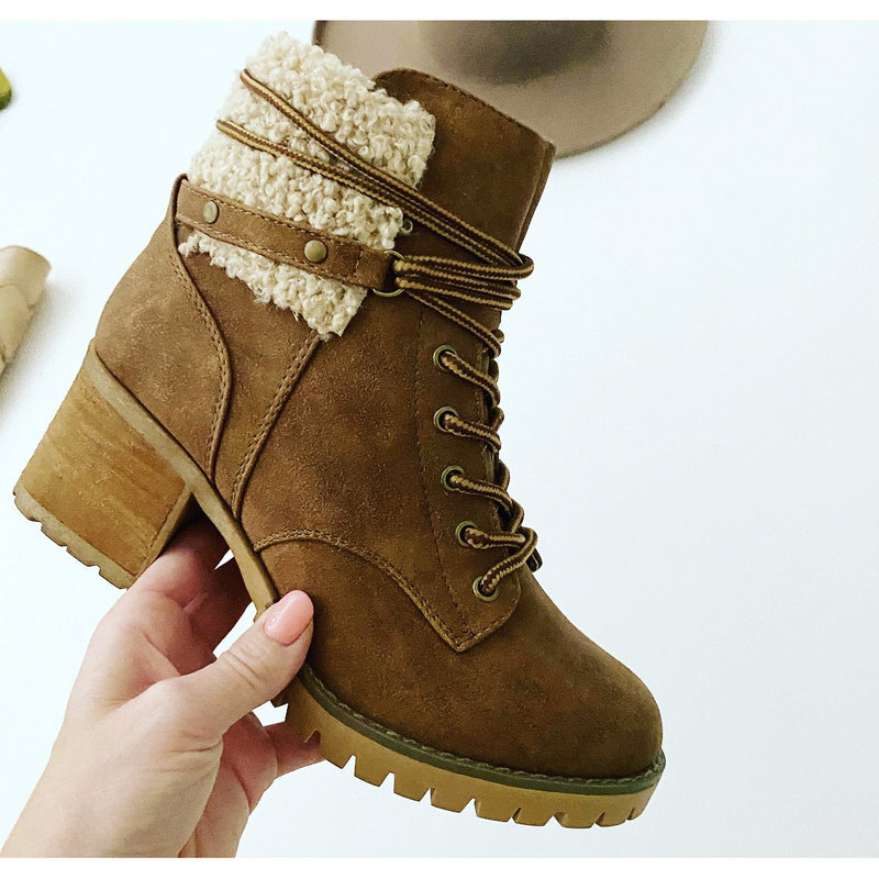 Oxford Fall Booties