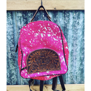Coral Lady Backpack