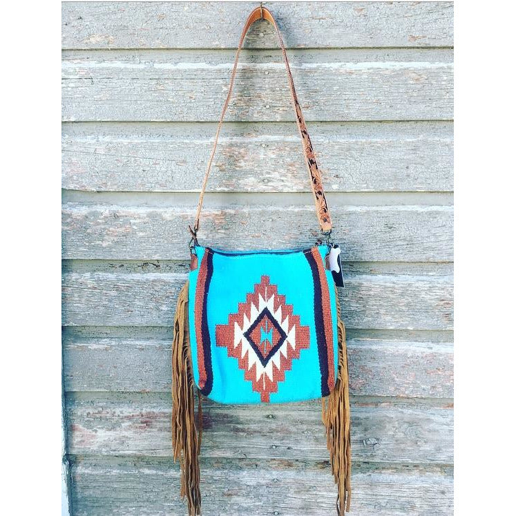 Western Bandit Saddle Blanket Purse