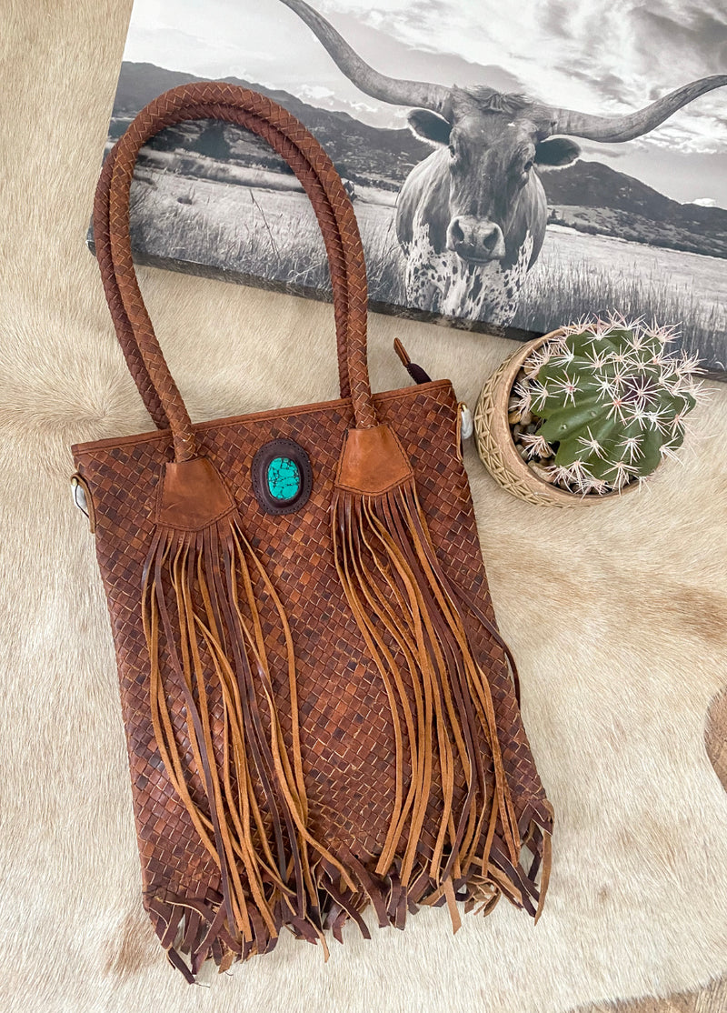 Braided Heaven Purse