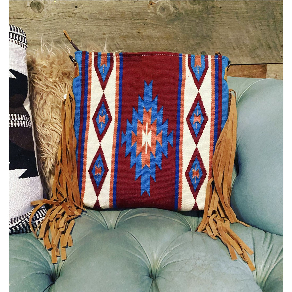 Lonestar Saddle Blanket Purse