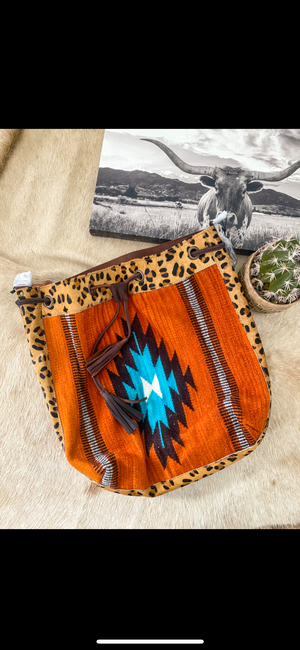 The Wild Thing Saddle Blanket Bag Of Bags