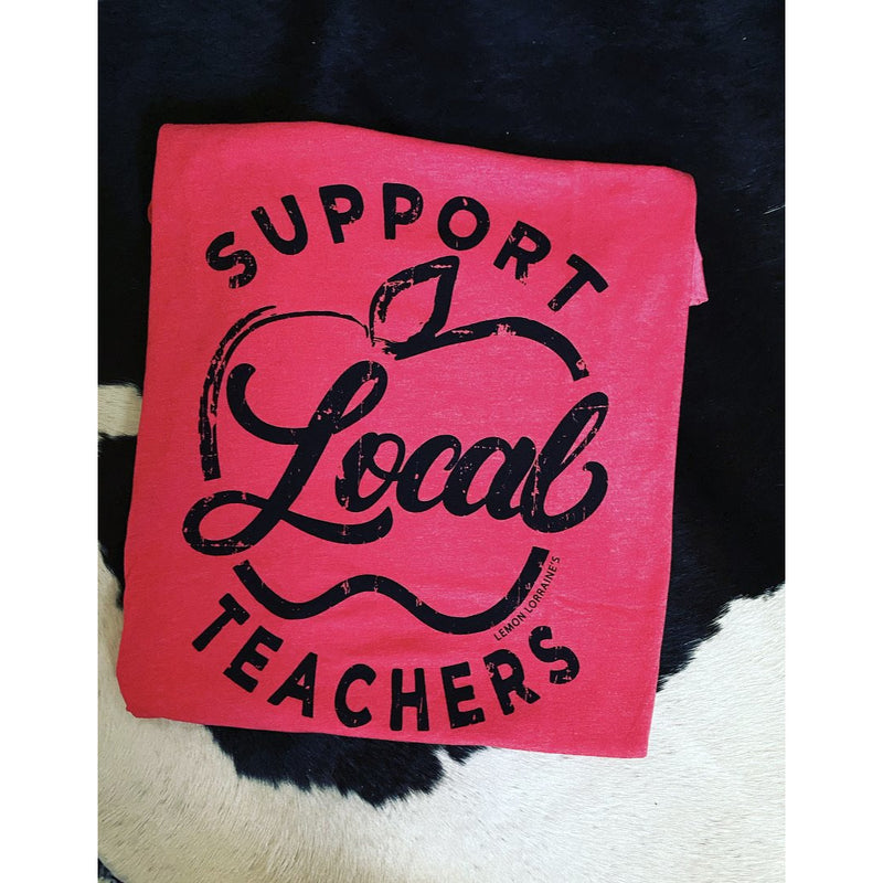 Support Your Local Teachers