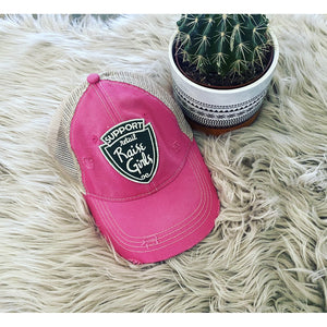 Support  Retail Raise Girls Hat