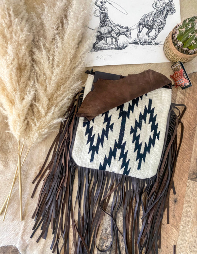 Snowy River Saddle Blanket Purse