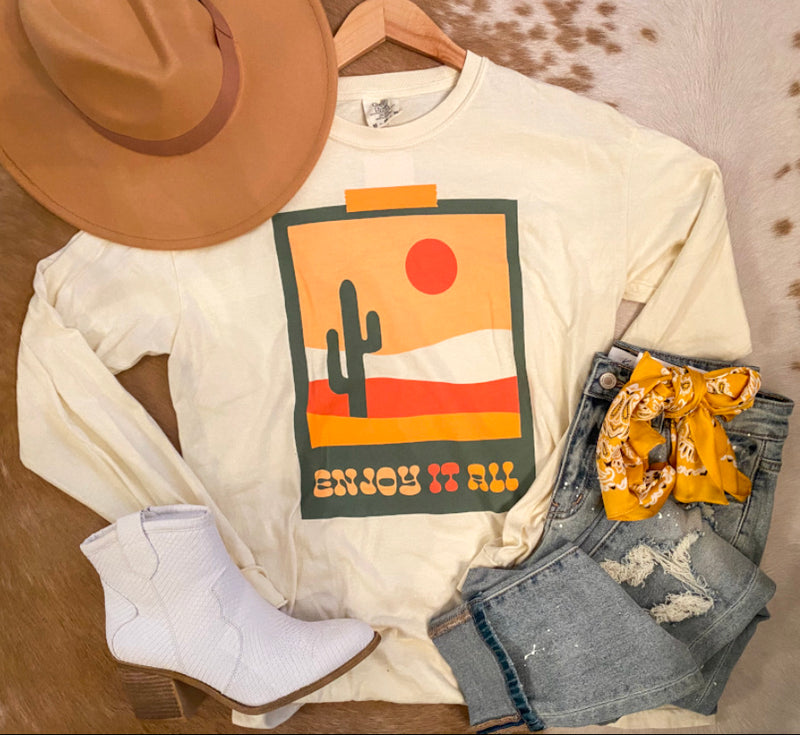 Desert (Long Sleeve) Tee